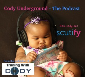 Cody Underground Logo